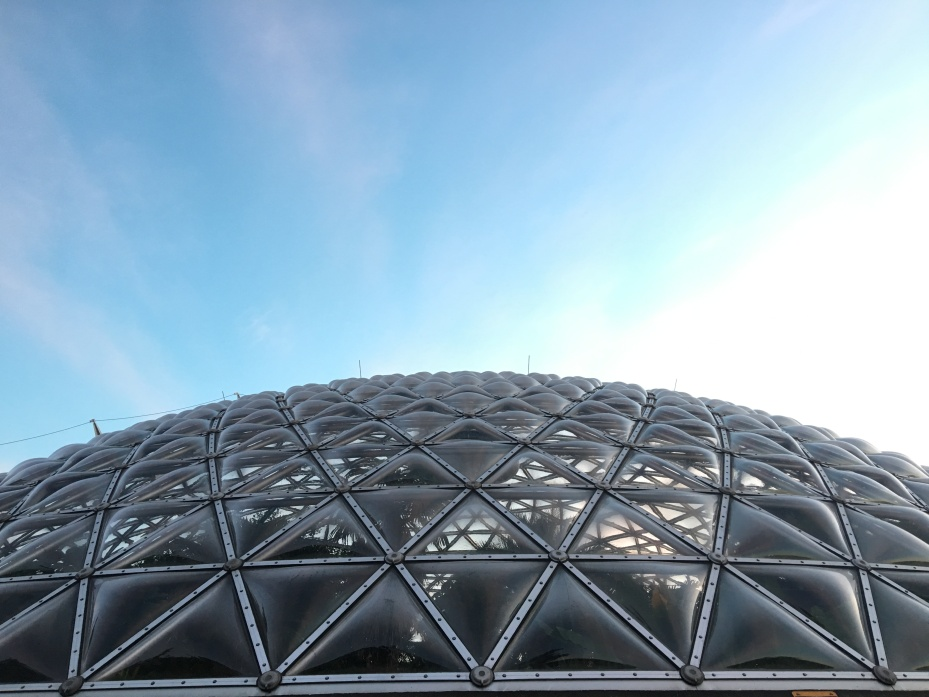 Bloedel Conservatory dome