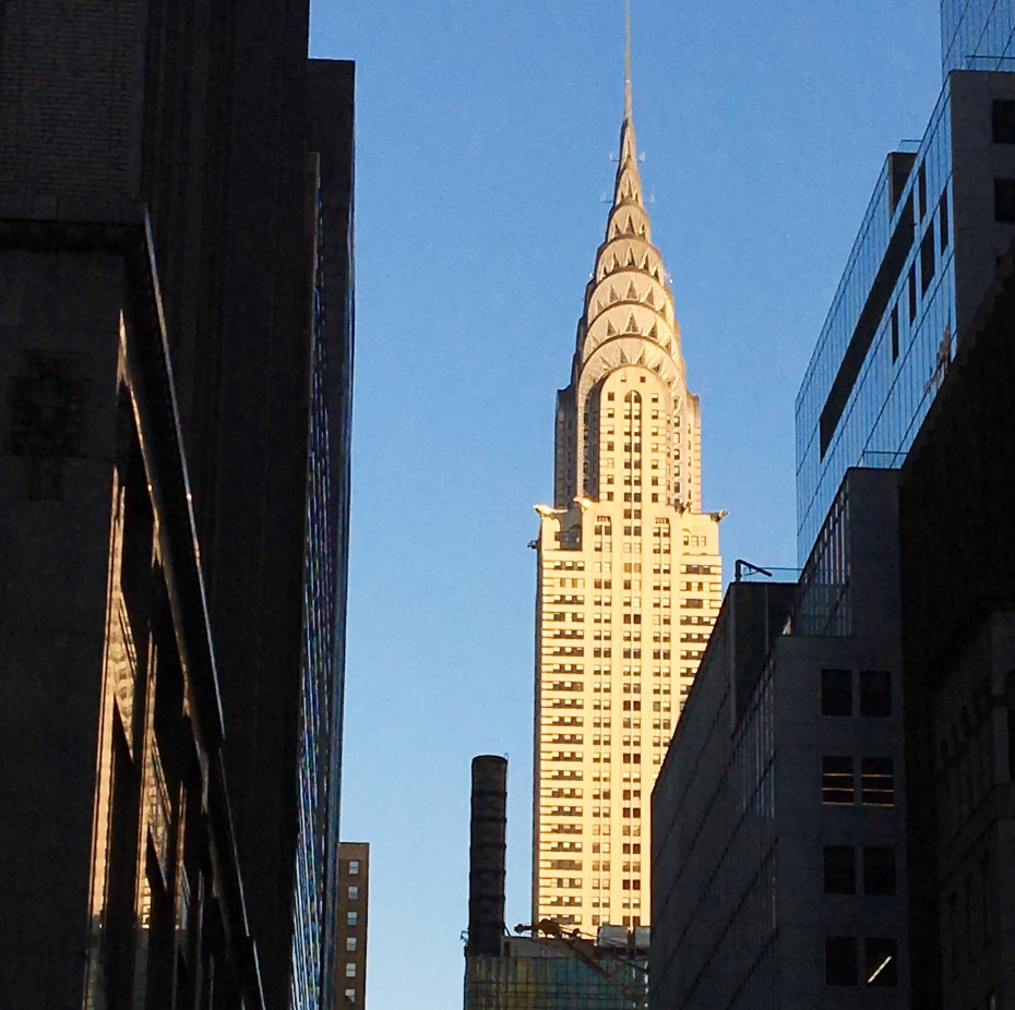 Chrysler Building NYC